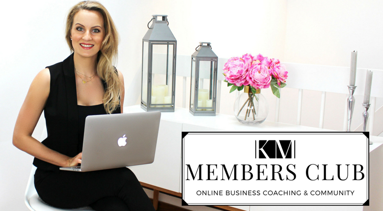 Kriss Micus, Inhaberin von KM Online Business Coaching