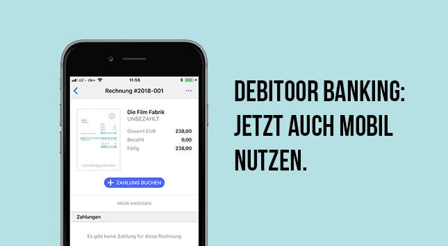 Neues Zum Produkt Debitoor