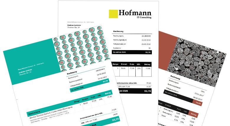 workflow in deinem rechnungsprogramm debitoor rechnung. Black Bedroom Furniture Sets. Home Design Ideas