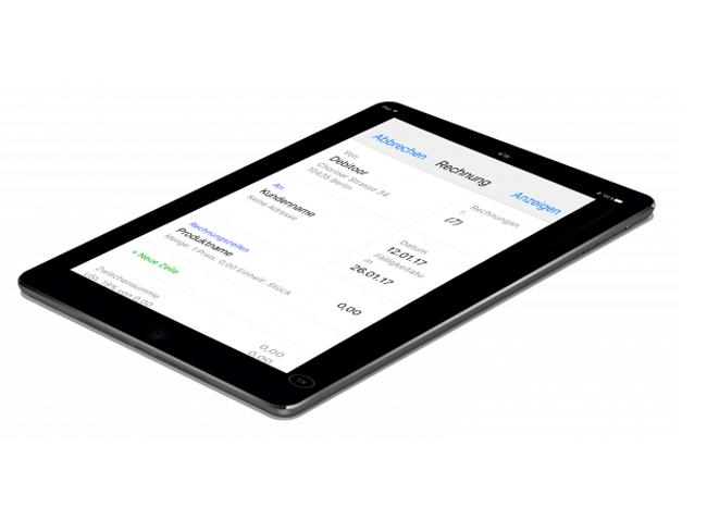 Rechnungssoftware Einfach Rechnungen Schreiben Debitoor