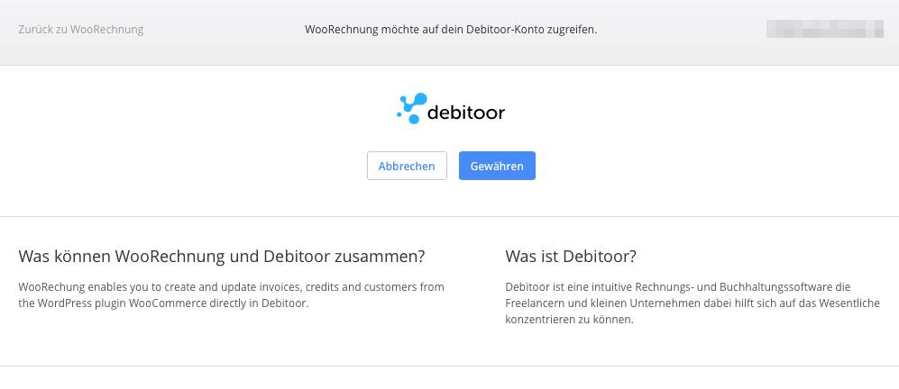 Debitoor Und Woorechnung Debitoor Buchhaltungssoftware